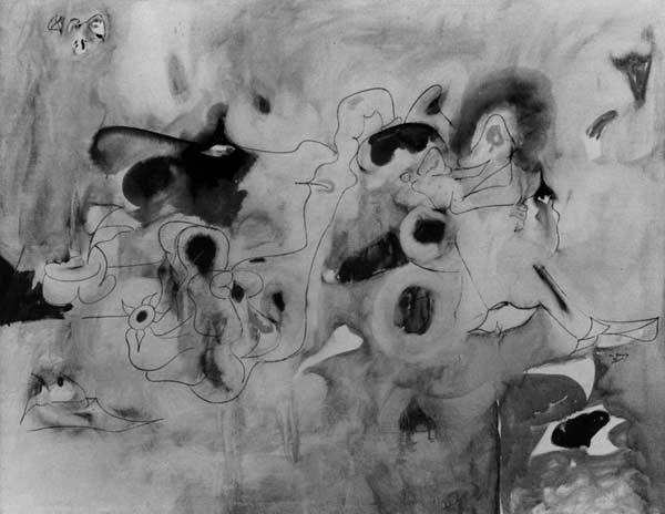Arshile gorky, the plough and the song