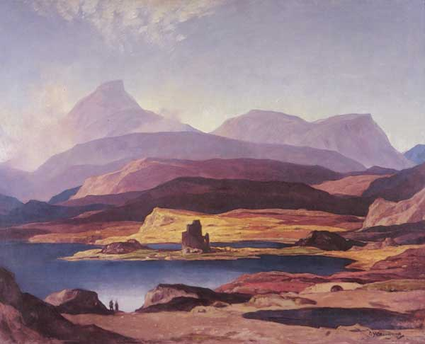 The wilds of assynt
