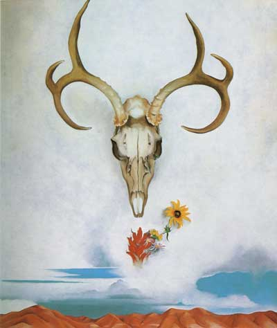 Georgia O'Keeffe, Summer days